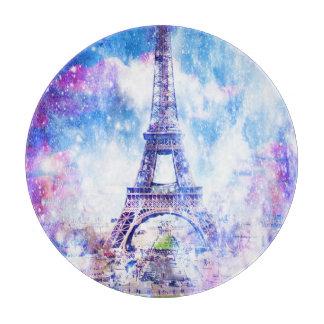 虹の宇宙パリ カッティングボード