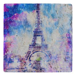 虹の宇宙パリ トリベット