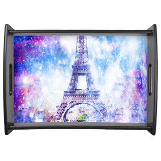 虹の宇宙パリ トレー