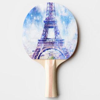 虹の宇宙パリ 卓球ラケット