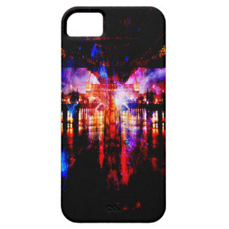 虹の宇宙橋 iPhone SE/5/5s ケース