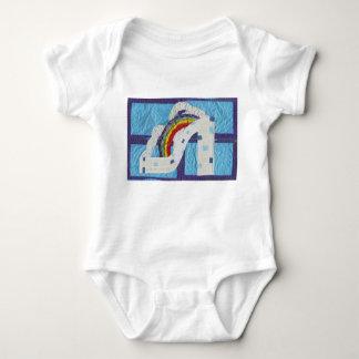 虹の小剣Babygrow ベビーボディスーツ