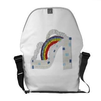虹の小剣Rusksack メッセンジャーバッグ