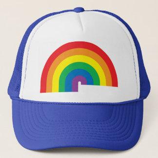 虹の帽子 キャップ