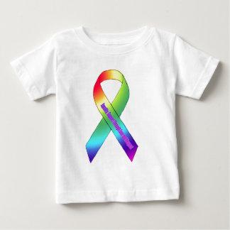 虹の平等 ベビーTシャツ