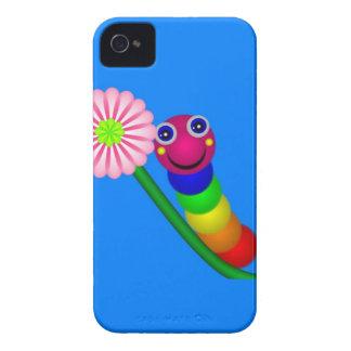 虹の幼虫 Case-Mate iPhone 4 ケース
