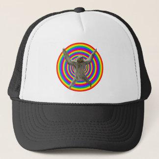 虹の怠惰 キャップ