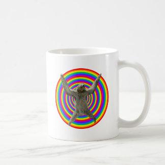 虹の怠惰 コーヒーマグカップ