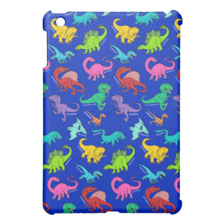 虹の恐竜 iPad MINIカバー
