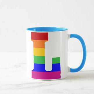 虹の手紙L マグカップ