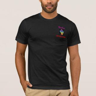 虹の改革のポケットロゴのTシャツ Tシャツ
