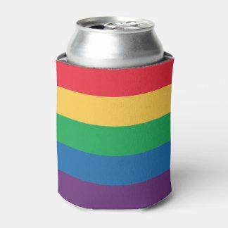 虹の旗のクーラーボックス 缶クーラー