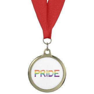 虹の旗のプライド メダル