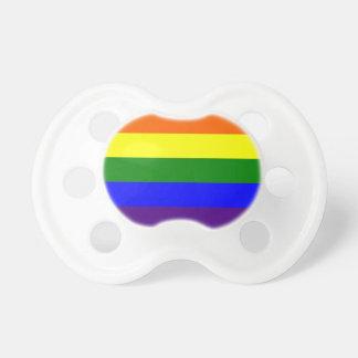 虹の旗 おしゃぶり