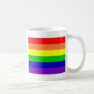 虹の旗 コーヒーマグカップ