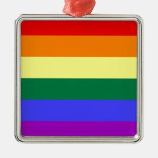 虹の旗 メタルオーナメント