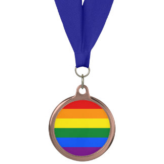 虹の旗 メダル