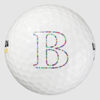 虹の星の手紙B ゴルフボール