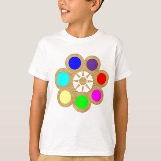 虹の星: 幸せな時永久に Tシャツ