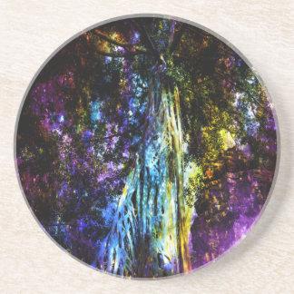 虹の木 コースター