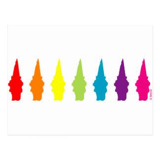 虹の格言 ポストカード