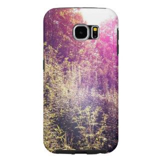 虹の森林 SAMSUNG GALAXY S6 ケース