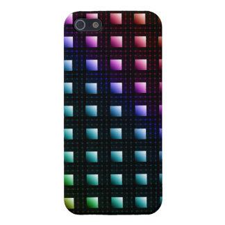 虹の正方形 iPhone 5 カバー