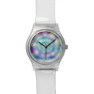 虹の氷の腕時計 腕時計