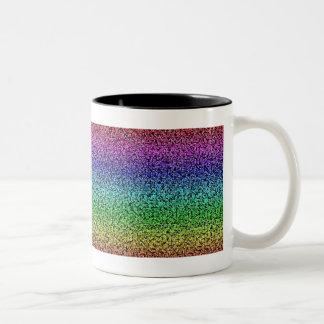 虹の破片 ツートーンマグカップ