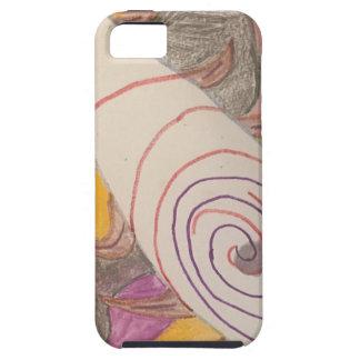 虹の空間の浮遊 iPhone SE/5/5s ケース