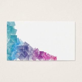 虹の立体派 名刺