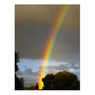 虹の端 ポストカード