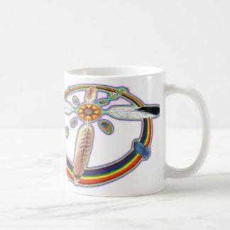 虹の羽 コーヒーマグカップ