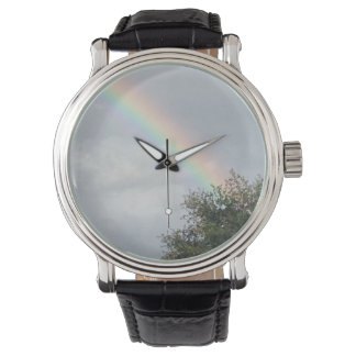 虹の腕時計 腕時計