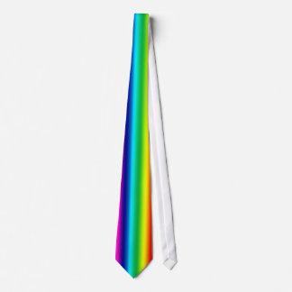 虹の色 ネクタイ