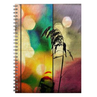 虹の草の戯曲 ノートブック