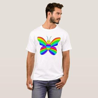 虹の蝶 Tシャツ