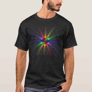 虹の車輪 Tシャツ