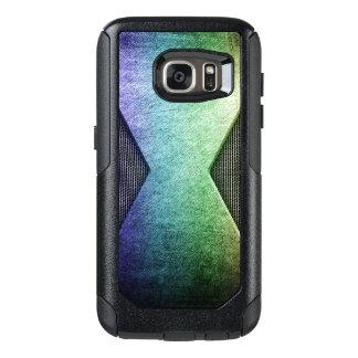 虹の金属のスタイルのSamsungの例 オッターボックスSamsung Galaxy S7ケース