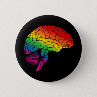 虹の頭脳 缶バッジ