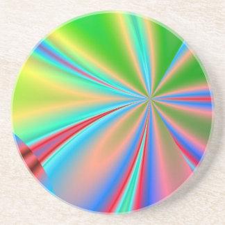 虹の風車 コースター