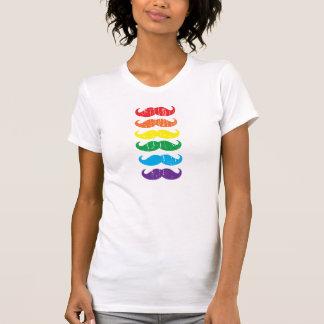 虹の髭 Tシャツ