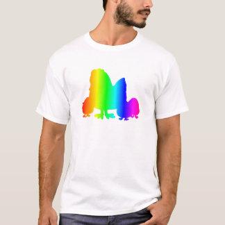 虹の鶏3 Tシャツ