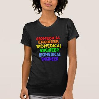 虹のBiomedicalエンジニア Tシャツ