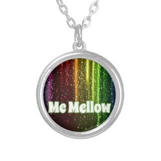 虹のMcMellowの商品 シルバープレートネックレス