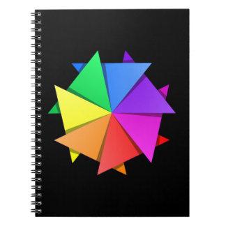 虹のorogami ノートブック