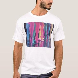 虹のPointeの靴 Tシャツ