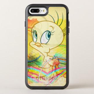 虹のTweety オッターボックスシンメトリーiPhone 8 Plus/7 Plusケース
