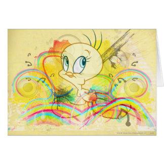 虹のTweety カード