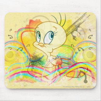 虹のTweety マウスパッド